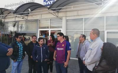 Desaparece Sat En El Municipio El Sol De Zamora